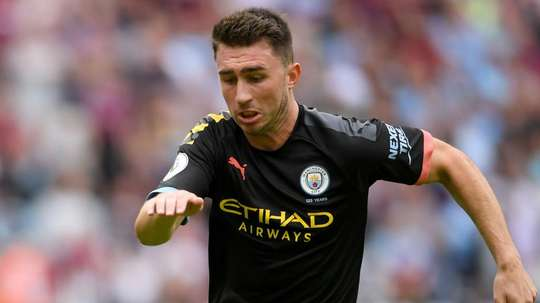 Laporte is back. GOAL