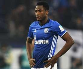 Rahman has completed his return to Schalke on loan. GOAL