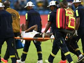 Baba Rahman will miss the rest of the African Cup of Nations. Goal
