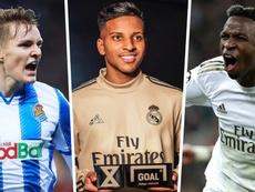 Jovens são a aposta do Real Madrid. Goal