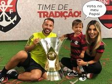 Conheça Baby Guto, o talismã do Flamengo. Goal