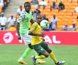 Le Nigeria vient de signer son retour. Goal