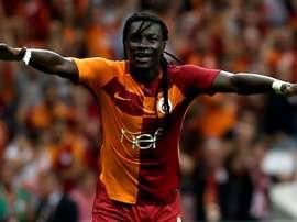 Bafé Gomis marque encore. Goal