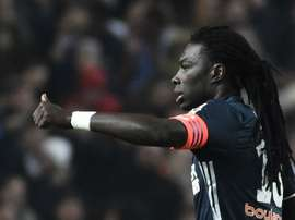Gomis will miss for a few weeks. Goal