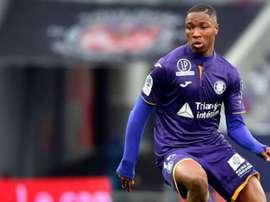 Bafodé Diakité absent 3 semaines. Goal