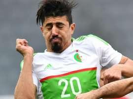 L'Algérie fait match nul contre la Gambie. Goal