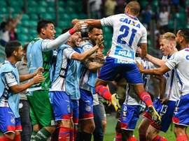 """Marco Antonio vibra com o Bahia: """"orgulho fazer parte desta marca histórica"""". Goal"""