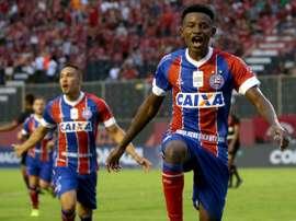 Bahia vs Vitoria. Goal