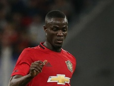 Bailly is back for Man Utd for his first appearance of the season. GOAL