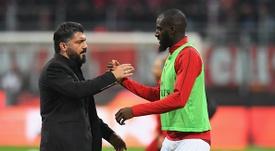 Tregua tra Bakayoko e Gattuso. Goal