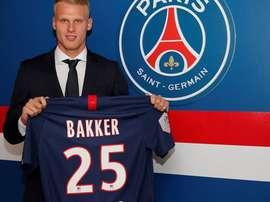 Michel Bakker explique pourquoi il a signé. PSGinside