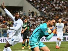 Baldé est prêté à l'Inter. Goal