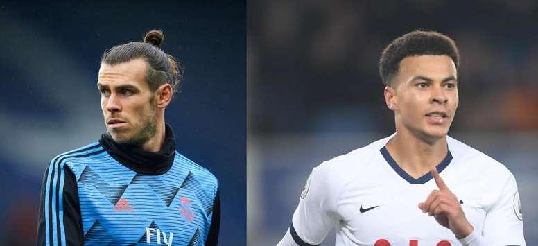 Échange Bale - Dele Alli ? EFE