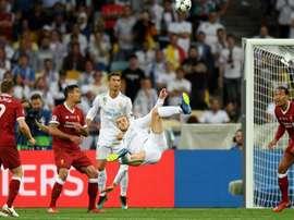 Bale est surpris. Goal