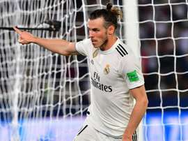 Bale Club World Cup Real. Goal