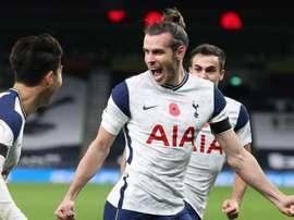 Bale scored. GOAL