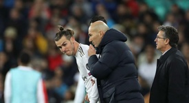 I'll always defend my Madrid players – Zidane stands by Bale. GOAL