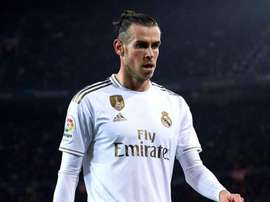 Bale starts for Real Madrid. GOAL