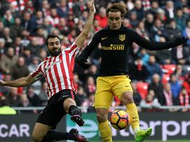 Balenziaga Antoine Griezmann Athletic Bilbao Atletico Madrid La Liga