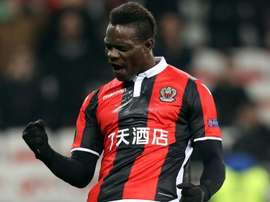Balotelli is out of contract at Nice in summer. GOAL