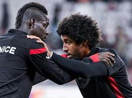 Dante a défendu son coéquipier. Goal