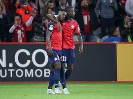 Lille est en pleine forme. Goal