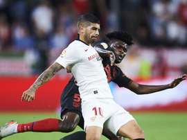 Ever Banega will move to Saudi Arabia in the summer. GOAL