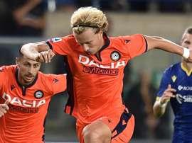 Barak verso il Lecce. Goal