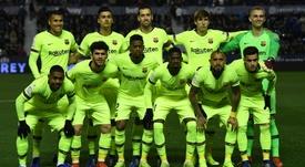 Levante-Barça.