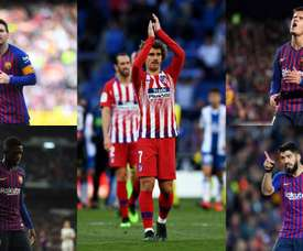 Griezmann's arrival to Barcelona means other players will lose starring role. GOAL