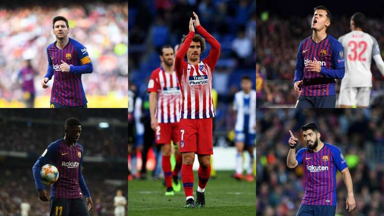 What would Griezmann's signing mean for Barcelona's forwards? GOAL