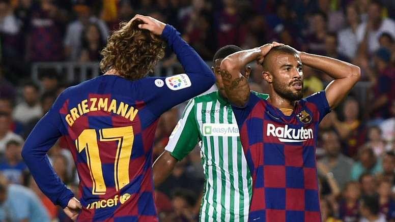 Affaire Neymar, le vestiaire du Barça mécontent ? AFP
