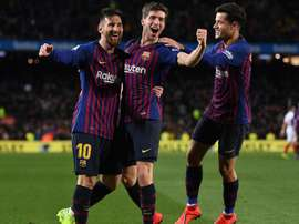 Messi: Barca always want to win