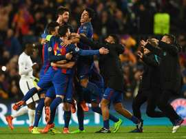 Barcelona's comeback against PSG in 2017 was perhaps the greatest of them all. GOAL