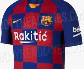 Svelata la nuova maglia del Barcellona per il 2019-2020. Goal