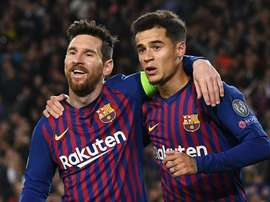 Valverde hails Coutinho amid speculation over Barca future