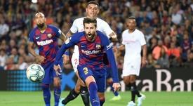 Pique criticato: un'ammonizione per non saltare Barça-Real