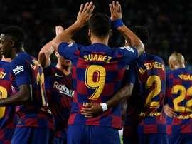 Poker al Siviglia: il Barça sale al secondo posto. Goal