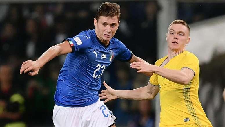 L'Italie accrochée par l'Ukraine. Goal