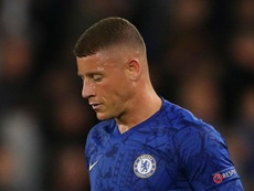 Barkley is Chelsea's penalty taker