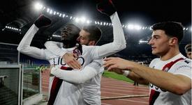 Le formazioni ufficiali di Bologna-Genoa. Goal