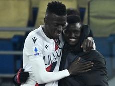 Insulti razzisti a Barrrow: tifoso allontanato dalla tribuna stampa in Roma-Bologna. Goal