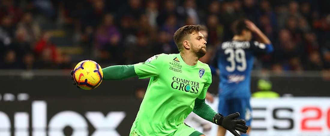 17 arrêts pour le gardien d'Empoli. Goal