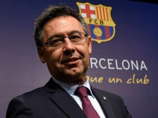 Le verdict du président du Barça sur Neymar et Lautaro. GOAL