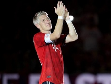 Former Bayern player Schweinsteiger announces retirement. GOAL