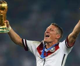 Schweinsteiger anuncia sua aposentadoria. Goal