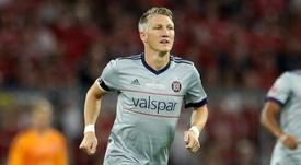Bastian Schweinsteiger prolonge l'aventure. Goal
