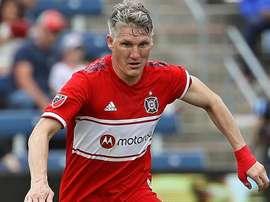 Schweinsteiger fires Chicago to victory, Dallas win thriller. GOAL
