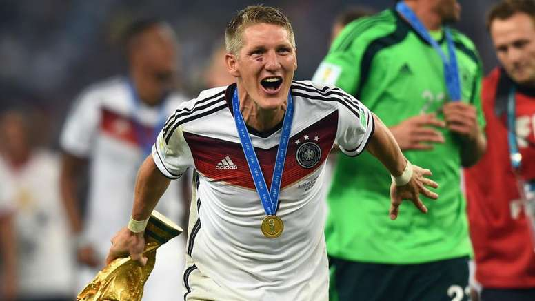Low hails retiring Schweinsteiger as one of Germany's all-time greats. GOAL