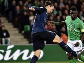 Bayal Sall et Zlatan Ibrahimovic se sont livrés un des duels les plus mémorables en Ligue 1. Goal